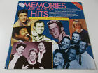MEMORIES ARE MADE OF THIS (40 FABULOUS HITS OF THE 50'S) - SCANA DOPPEL VINYL LP