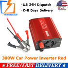 150/300W Car Power Inverter DC12V to AC110V Battery Vice Cigarette Lighter Plug