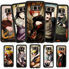 Anime NARUTO Soft Rubber Protective Phone Case Cover For Samsung S7 Edge S8 Plus