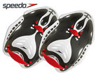 BRAND NEW SPEEDO BIOFUSE POWER PADDLE - RED GREY - SIZES: M - L