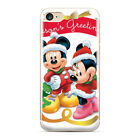 Disney Santa Elk Mickey Christmas Xmas Phone Case Cover For iPhone LG SDJ2-2