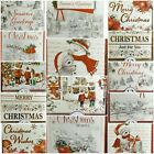 Pack Of 12 LUXURY CHRISTMAS CARDS  & Envelopes NEW Ranges,