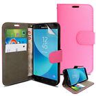 For SAMSUNG GALAXY J5 2017 J530 -Wallet Leather Case Flip Cover + Screen Guard  <br/> 1st Class Postage * UK Seller * Free Screen Guard * HOT