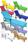 Pool Side 1000-Gram Chaise, Pool lounge Chair, Lawn Chair or Patio Chair Cover