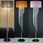 Creative Modern luxurious Crystal LED bulb Floor lamp Light Living room Lighting