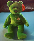 TY Beanie Baby - Erin the St. Patrick's Day Bear - 1997 Retired Errors on Tags