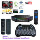 Octa Core T95Z PLUS Dual Wifi Bluetooth Android TV Box+Wireless Keyboard Remote