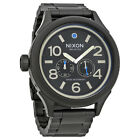 Nixon October Tide Mens Steel Watch A474 - Choose color