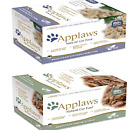 APPLAWS CAT MULTIPACK - (60g x 8) - Chicken Fish Pet Food Feed Meal bp PawMits