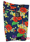 RLX Golf by Ralph Lauren Greens Lanai Tropical Navy Hawaiian Loud Floral Shorts