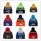 NFL  New Era 2015 Sideline On Field Sport Knit Hat Beanie --Pick Your Team $16.99 USD on eBay