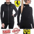 Puma Ferrari SF Ladies Girls Casual Sports Zip Jacket Sweat Shirt top RRP £79