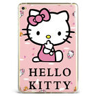 Cute Hello Kitty Pattern Soft Silicone Case Cover For Apple iPad Samsung F02542