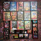 Your Pick SEGA GENESIS Games! **10% Bulk Refund! More Added!** All Tested!