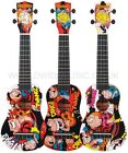 Beano Soprano Kids Ukulele Beginner Package Dennis, Gnasher or Minnie The Minx