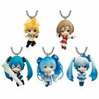 Hatsune Miku Keychain Swing Mascot - Winter Edition