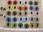 2 PAIR Cat Eyes Safety Eyes SLIT Pupil  16mm to 21mm Sew Crochet Crafts   SPE-1