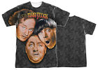 """The Three Stooges """"Stooges All Over"""" Dye Sublimation T-Shirt or Tank"""