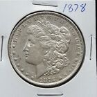 1878 $1 Morgan Siver Dollar