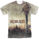 "Falling Skies ""Skitter Head"" Dye Sublimation T-Shirt"
