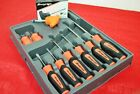 Snao On Tools   8pc + 1 = 9 Screwdriver Set Mixed Phillips Slotted & Ratcheting