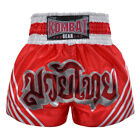 Kombat Gear Muay Thai Shorts Micro Fabric KBT-MS003-01