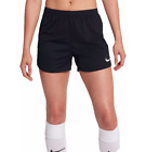 Nike Womens Dry Academy Soccer Shorts, Various Colors & Size