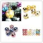 6 Pcs Christmas Tree Xmas Balls Decorations Baubles Party Wedding Ornament Best