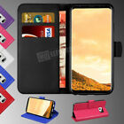 Case Cover For Samsung Galaxy S8 Plus Mgnetic Flip Leather Wallet Card Holder