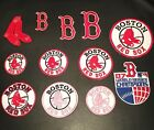 MLB BOSTON RED SOX Baseball **NEW** Iron on Patch **Choice of Style** LAST ONES on Ebay