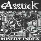 Misery Index by Assuck (CD, Sep-1997, Pollution)