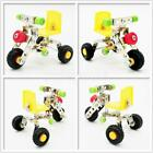 Assembly Metal Model Toy Kits Car Truck Building Puzzles for Kids Children