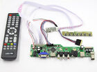 LCD LED screen Controller Driver Board Kit For LM215WF4(TL)(E7) TV HDMI+VGA+USB