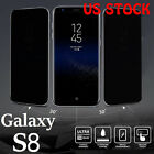 Privacy Screen protector 3D Tempered Glass Anti-Spy For Samsung Galaxy S8 S8Plus