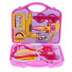 15pcs Baby Kids Toys Doctor Nurse Pretend Play Set Suitcase Medical Tools Gifts
