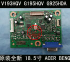 1PC  NEW  Tested   BENQ /  ACER    G925HDA   G195HQ    board  #0515  YT