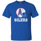 Houston Oilers Retro Logo - G200 Gildan Ultra Cotton T-Shirt image