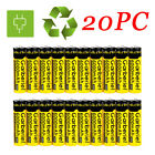 20PCS 18650/14500/16340 3.7V Li-ion Lithium Rechargeable Battery For Flashlight@