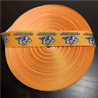 "7/8"" Nashville Predators Yellow Grosgrain Ribbon by the Yard (USA SELLER!) $0.99 USD on eBay"