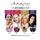 Avon Anew Day Creams ~ Full 50ml & Travel Size15ml Free P&P Gr8 for Mothers Day!