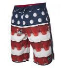 NEW MENS O'NEILL beerpong scallop BOARDSHORTS SHORTS MULTI COLORED