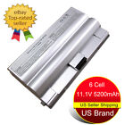 New 6 Cell Laptop Battery for Sony VAIO VGP-BPS8 VGN-FZ190 VGN-FZ92S PCG-394L