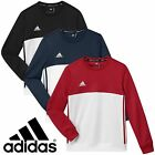 Adidas T16 Kids Sweatshirt Boys Teamwear Climacool Track Top Sports Jumper