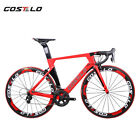 Costelo AEROMACHINE ONE PIECE MOULD Carbon Road Bike Frame wheels Shimano Group
