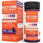 Just Fitter Ketone Test Strips. Lose Weight Look and Feel Fabulous on a Low C...