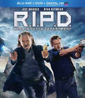 R.I.P.D. Rest in Peace Department (Blu-ray Disc 2013) NO DVD/DIGITAL COPY