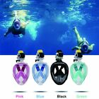 Breath easy Full Face Mask Surface Diving Snorkel Scuba for GoPro Swimming Tools