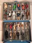 Vintage Star Wars Figures Lot Of 24 With Collector Case Kenner 1977-83 Original $103.5 USD