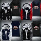 New TRIUMPH MOTORCYCLE warm Thicken Hoodie Jacket  Sweater fleece coat $52.91 CAD on eBay