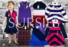 Внешний вид - POLO RALPH LAUREN DRESS Girls Spring and Summer Polo Dresses ALL SIZES